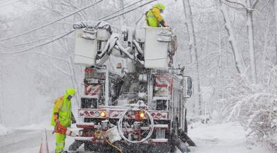 JCP&L says it 'remains focused' on restoring customers without power the longest