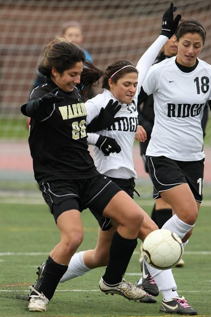 Attack shut down as girls soccer team bows