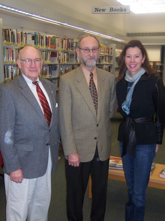 Interim director is named at Clarence Dillon Library
