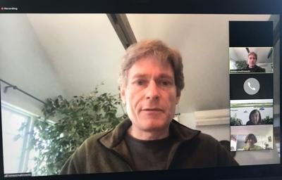 Rep. Malinowski leads 'Congress in Your Kitchen' virtual meet-up
