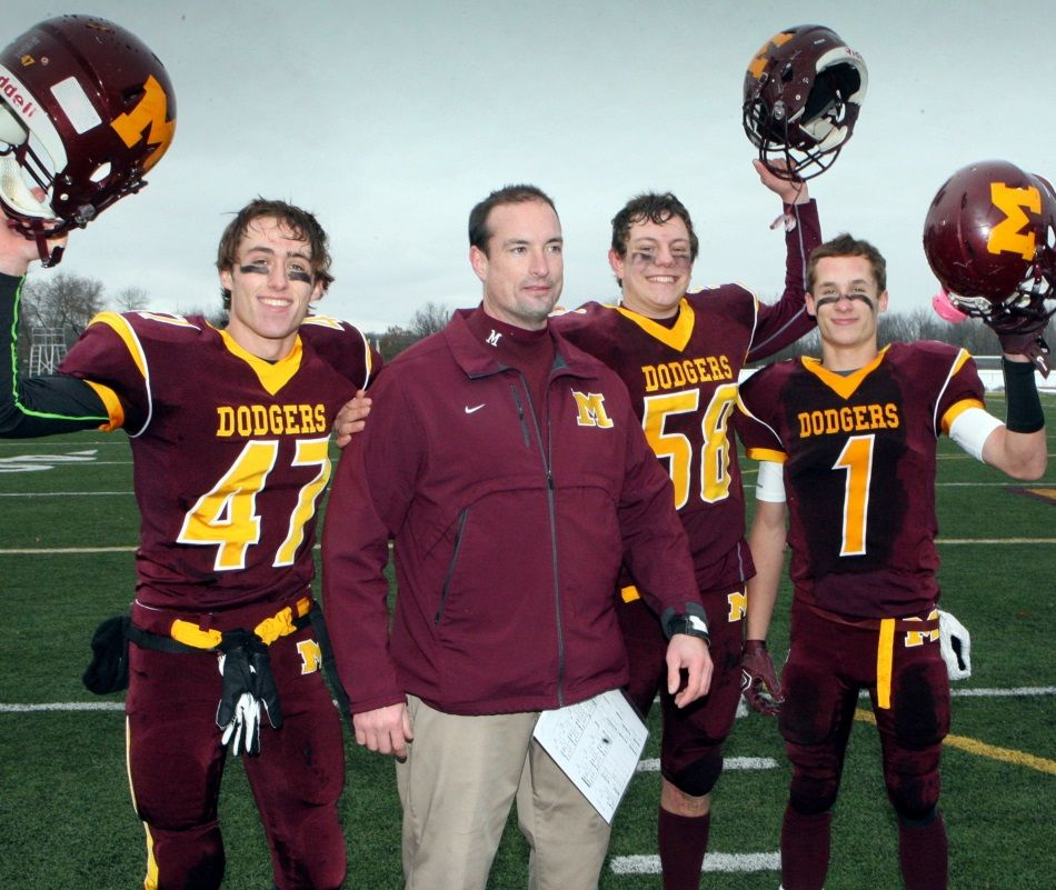Madison Dodgers Feast On Millburn In Thanksgiving Day Finale