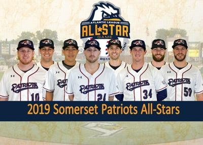 Somerset Patriots Atlantic League All-Stars