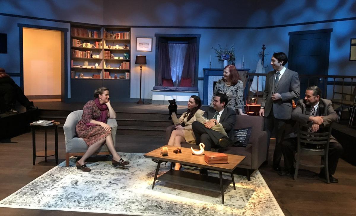 Theater talkback
