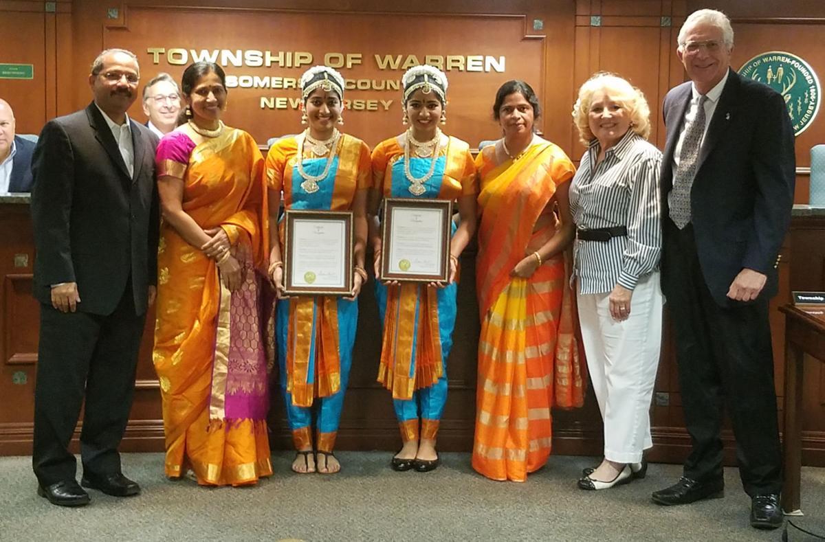 Irakam twins honored