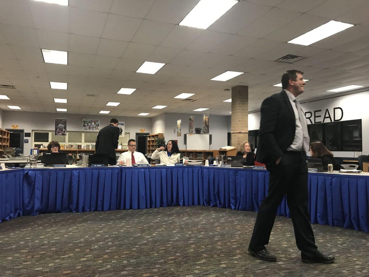 Three-plus hours, five failed votes: Warren school board introduces budget in marathon meeting