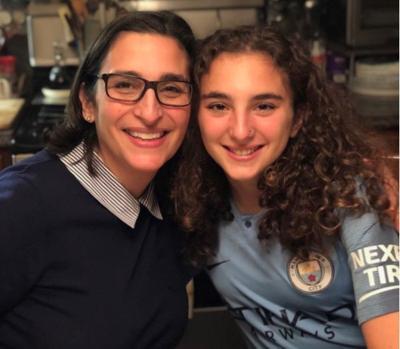 Roubi Stavropoulos and Celia Kanellakos