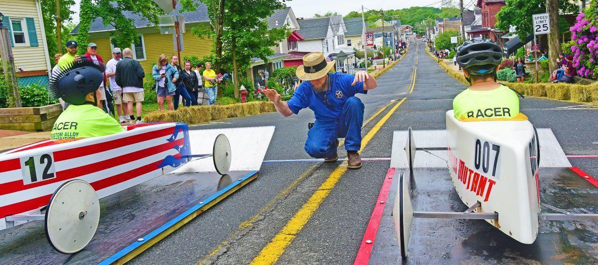 11th High Bridge Soap Box Derby to roll down Main Street on Saturday, June 2