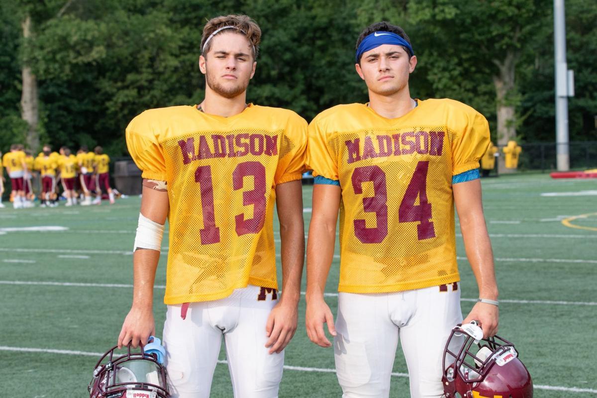 Madison senior captains