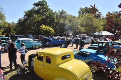 13th annual car show, antique fest Oct. 6 at Stirling Hotel