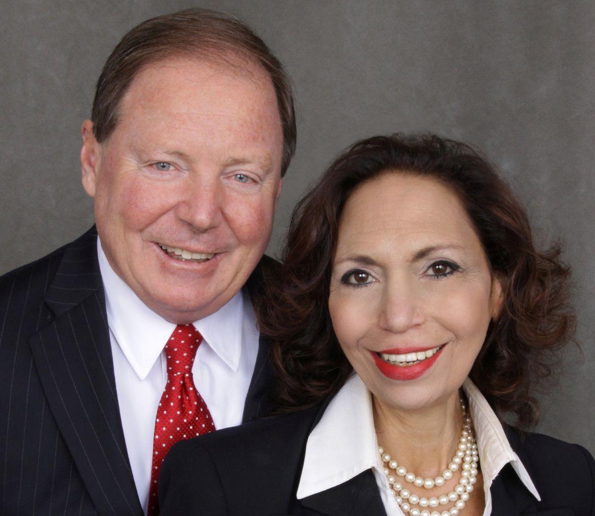 Bob and Pamela Beatty