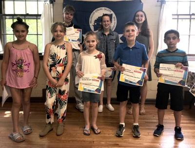 Long Hill students impress in historical essay contest