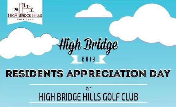 High Bridge Hills Golf Club offer residents free golf, food, prizes on Friday, May 3