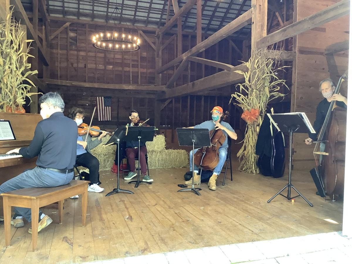 Hunterdon Symphony to feature cellists at Sunday, Oct. 18 outdoor concert