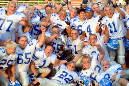 Caldwell reaps Suburban Cup, 10-7, in overtime