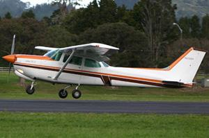 Morristown Airport belly landing 'smooth' after gear malfunction