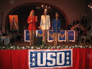 USO benefit held