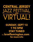 Central Jersey Jazz Festivals goes virtual on Sunday, Sept. 13