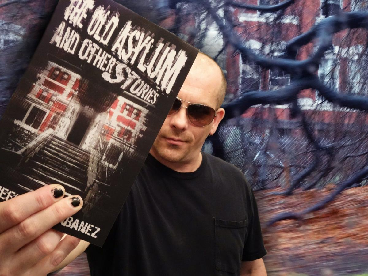 Wheeler Antabanez publishes 'The Old Asylum: And Other Stories'