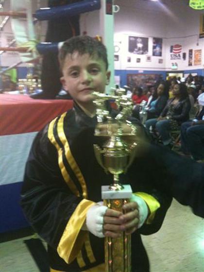Vito Mielnicki of Roseland gets tournament honor