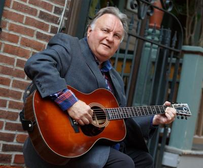 Pottersville's Acoustic Café presents Joe Janci on Saturday, Nov. 2