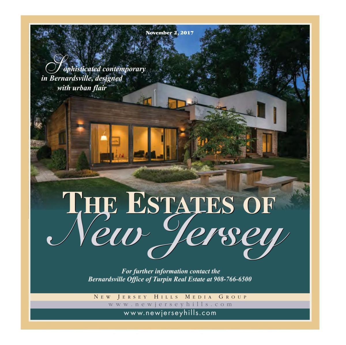 Estates of New Jersey - November 2, 2017