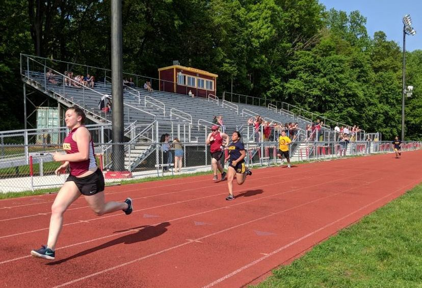 Voorhees High hosts Unified Sports Invitational track meet