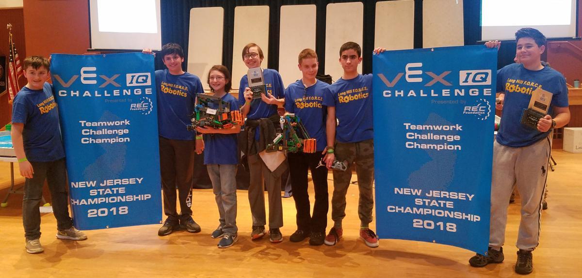 Teamwork Challenge Champs