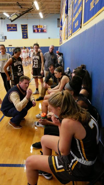 Watchung Hills girls basketball