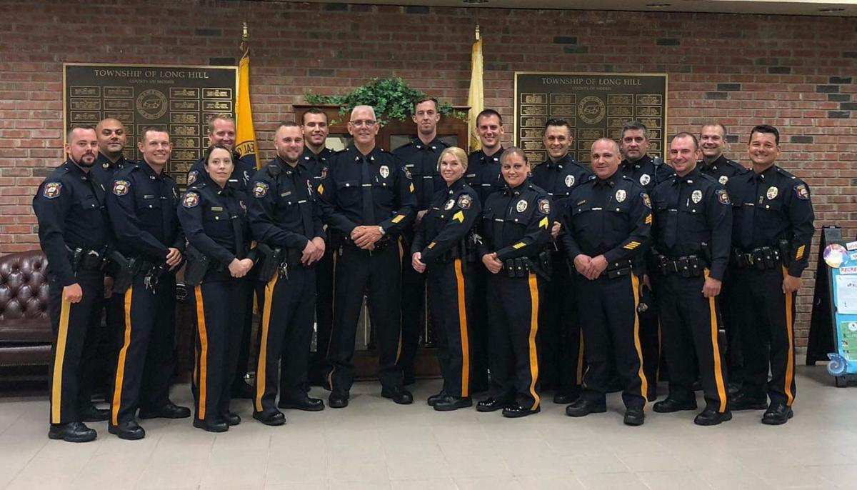 Long Hill police honored for Millington burglary response, arrests