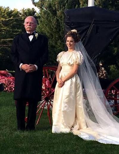Grover Cleveland Marries Again 128 Years Later The Progress News Newjerseyhills Com