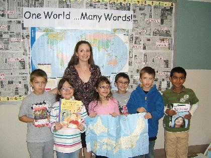 Lincoln School teacher brings Japan to her students