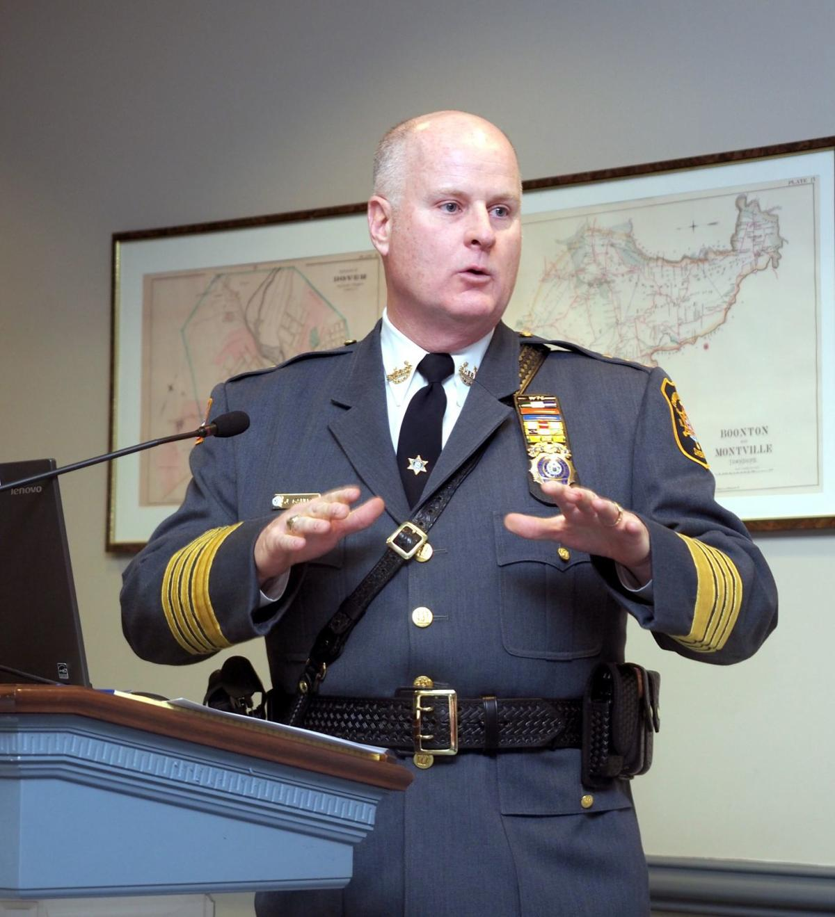 Sheriff James Gannon