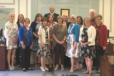 Warren woman among new CASA volunteers