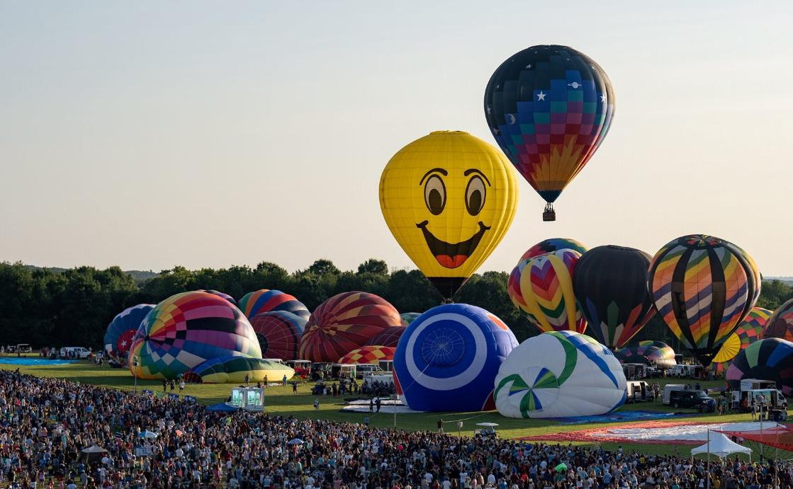 The New Jersey Festival of Ballooning is now The New Jersey Lottery Festival of Ballooning
