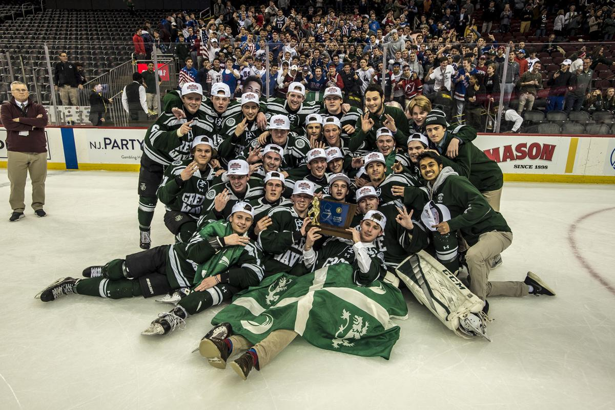 Delbarton ice hockey