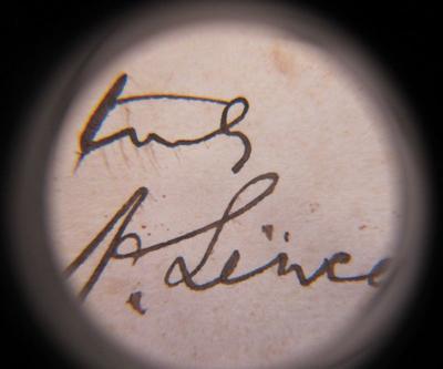Special Autograph