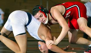 Wessex wrestlers end with 6-9 dual meet mark
