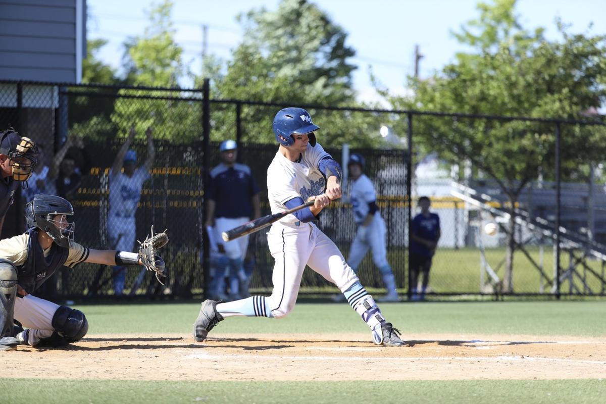 WMC Aidan Healy baseball