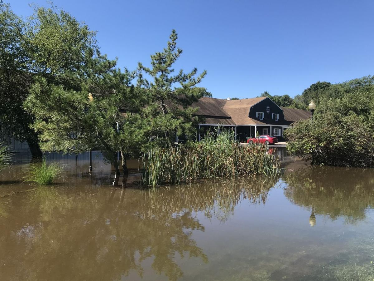 (VIDEOS) Florham Park returns to normal after Ida's fury; police rescue several from submerged vehicles