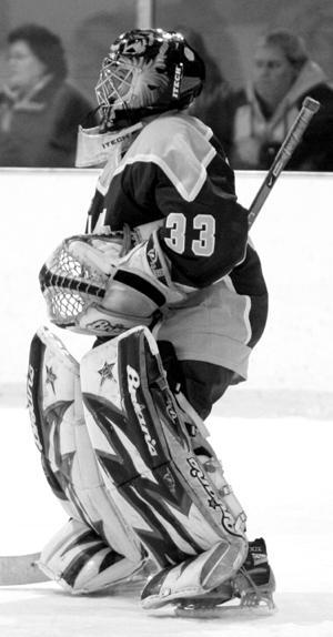 Ice Hockey—Unbeatens no problem for MK