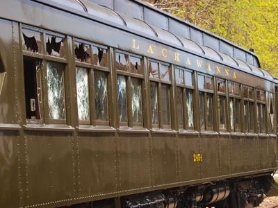 Rail Vandalism