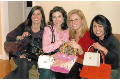 Old Bags fund-raiser benefits Morris Museum