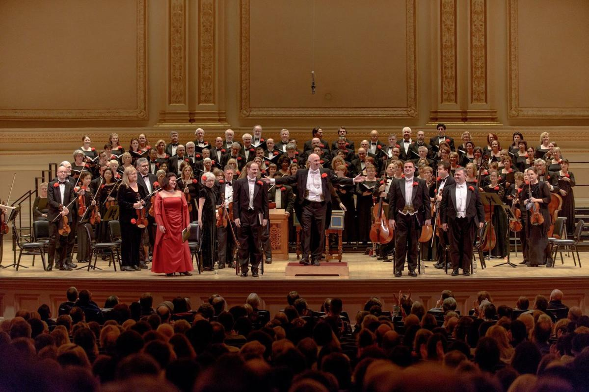 Masterwork Chorus to present Handel's 'Messiah'