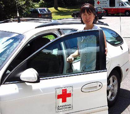 Shedding an old unwanted car can be win-win with Red Cross