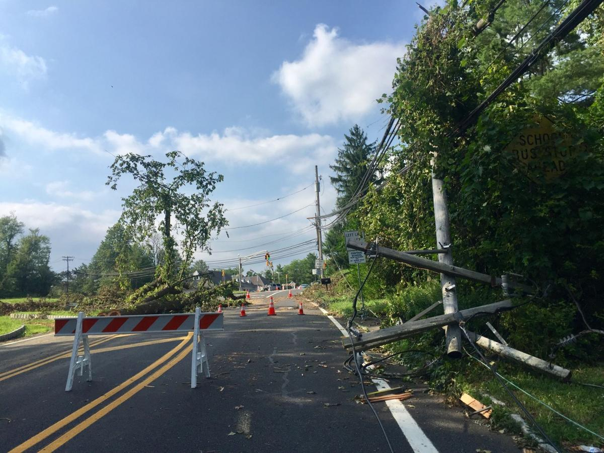 Power restoration effort continues in Warren Township
