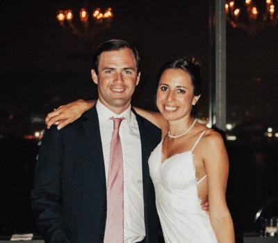 MR. and MRS. JAMES CASSIDY