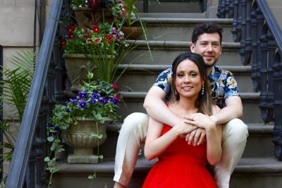 ELIANA LARRAMENDIA and MICHAEL BOYD JR.