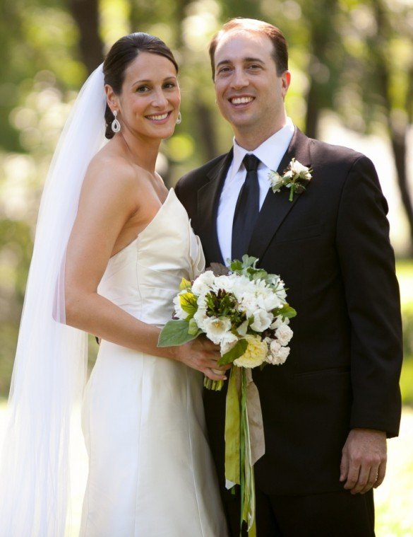 Mr. and Mrs. Peter Paganessi