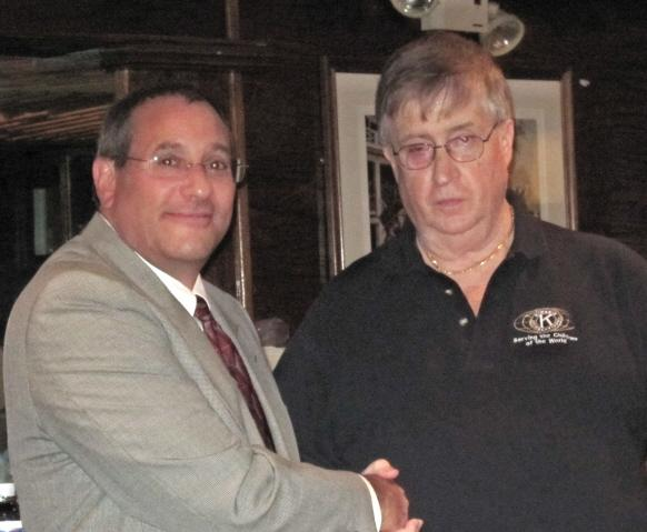 TCI Reports Support from Kiwanis Club of Caldwell-West Essex