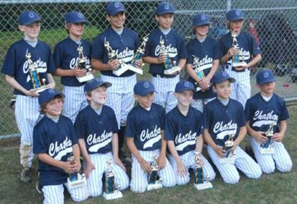 Chatham's 'U-10' All-Stars go the distance to final title game
